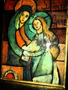 peinture Ste Anne