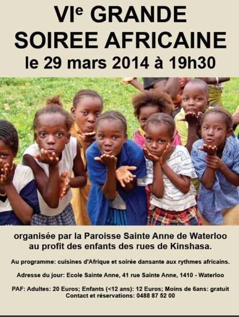 Soiree Africaine 2014