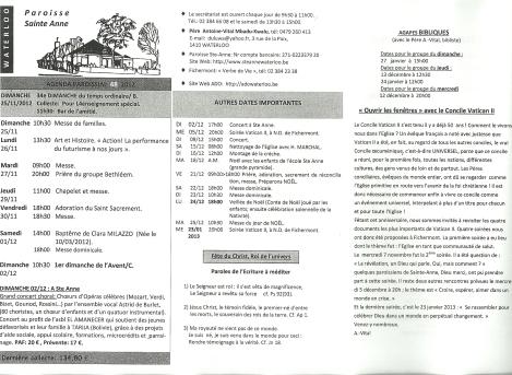 agenda20121125