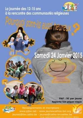 Jeunes 24 Janvier 2015