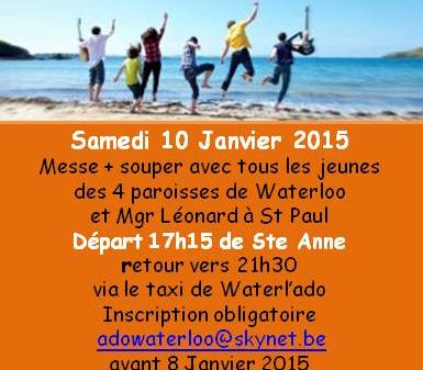 Waterl ado 10 Janvier 2015