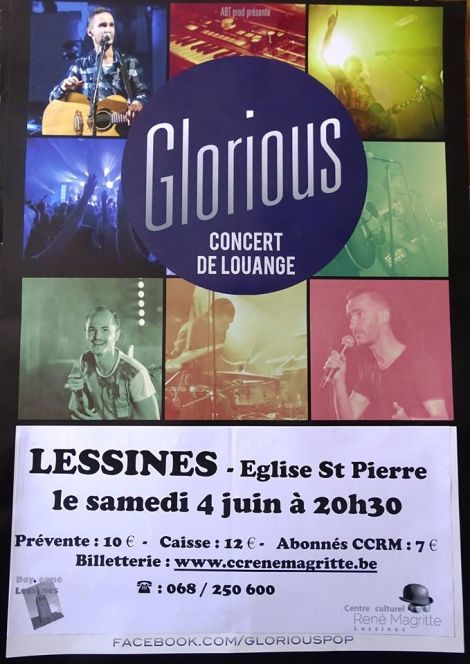 Glorious Lessines 4 juin 2016