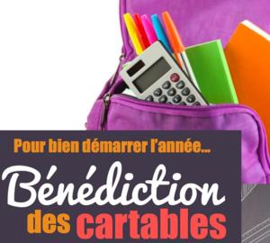 benediction cartable