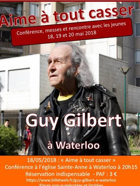 Guy Gilbert Mai 2018