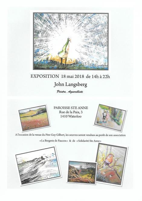 Affiche expo 18 mai 2018